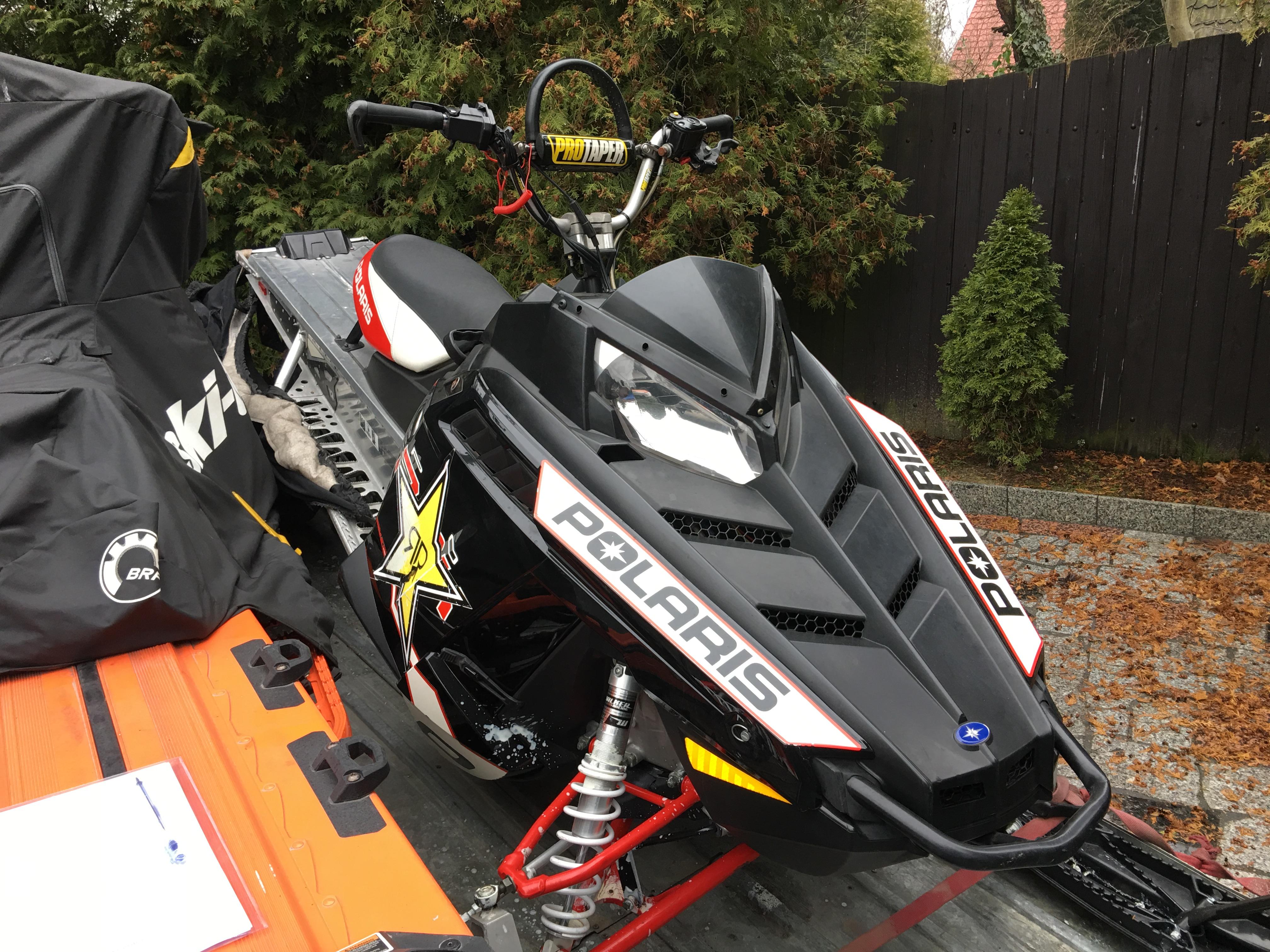 Polaris Pro RMK 800 2012